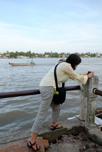 Video of a Mekong ferry in Can Tho, Vietnam. Photo by Bao Quan Nguyen.