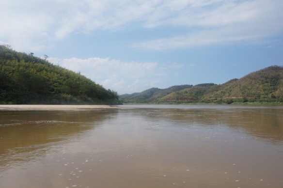 Fish Conservation Zone on the Mekong River