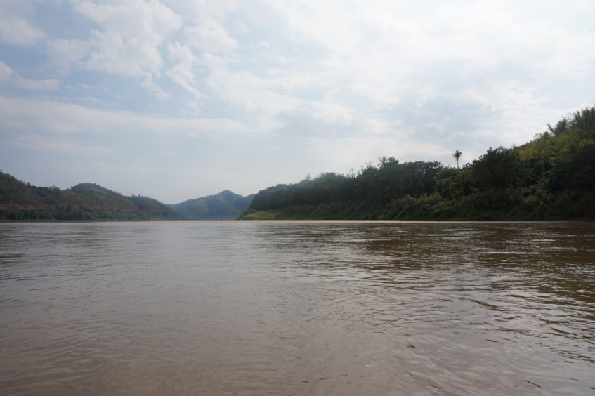 A Fish Conservation Zone on the Mekong River